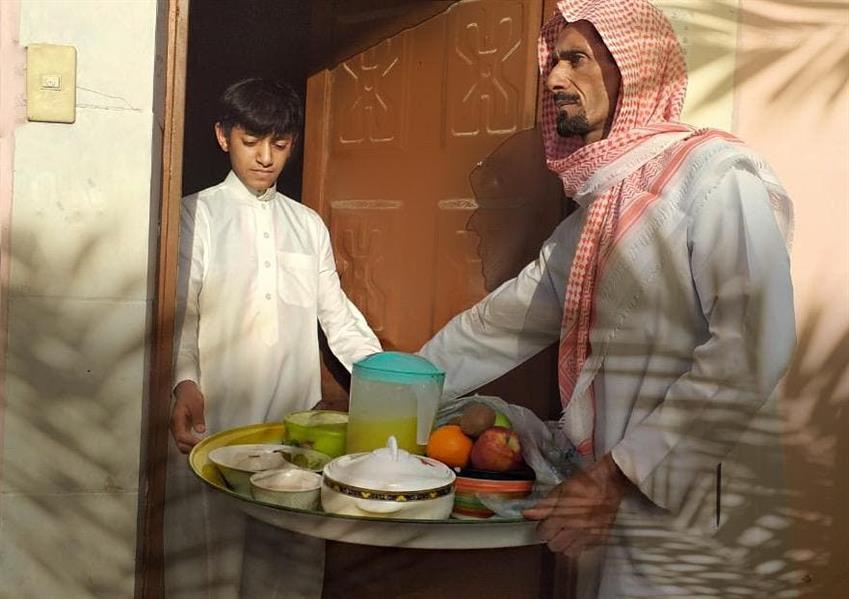bd091f8b 8c8b 4f7c aa68 4c7094796952 - النقصة.. عادة شعبية تنشط في رمضان بالأحساء