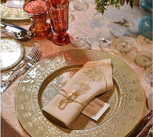 c01e27f2 a619 4599 a6a1 6687f210a91a - لمسات تراثية في حفل زفاف الأميرة حصة بنت سلمان؟- فيديو وصور