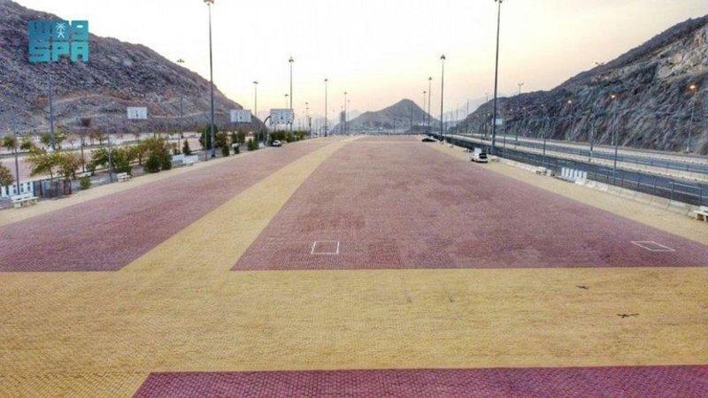 60f5b60a50e44 - أحد أطول طرق المشاة في العالم.. تعرّف على إنجاز سعودي في المشاعر المقدسة