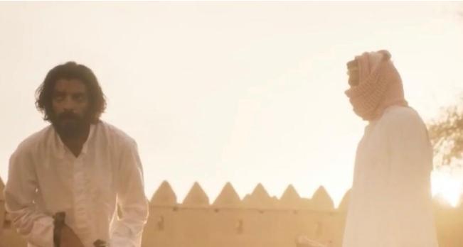 11 - شاهد لقطات مثيرة من حلقة رشاش الأخيرة ولحظة تنفيذ حد الحرابة بضرب عنقه بالسيف