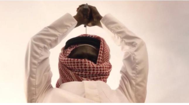 2222 - شاهد لقطات مثيرة من حلقة رشاش الأخيرة ولحظة تنفيذ حد الحرابة بضرب عنقه بالسيف