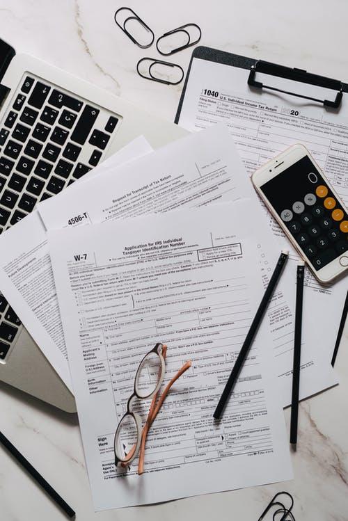 كيفية إعداد الإقرار الضريبي وغرامة التهرب منه.