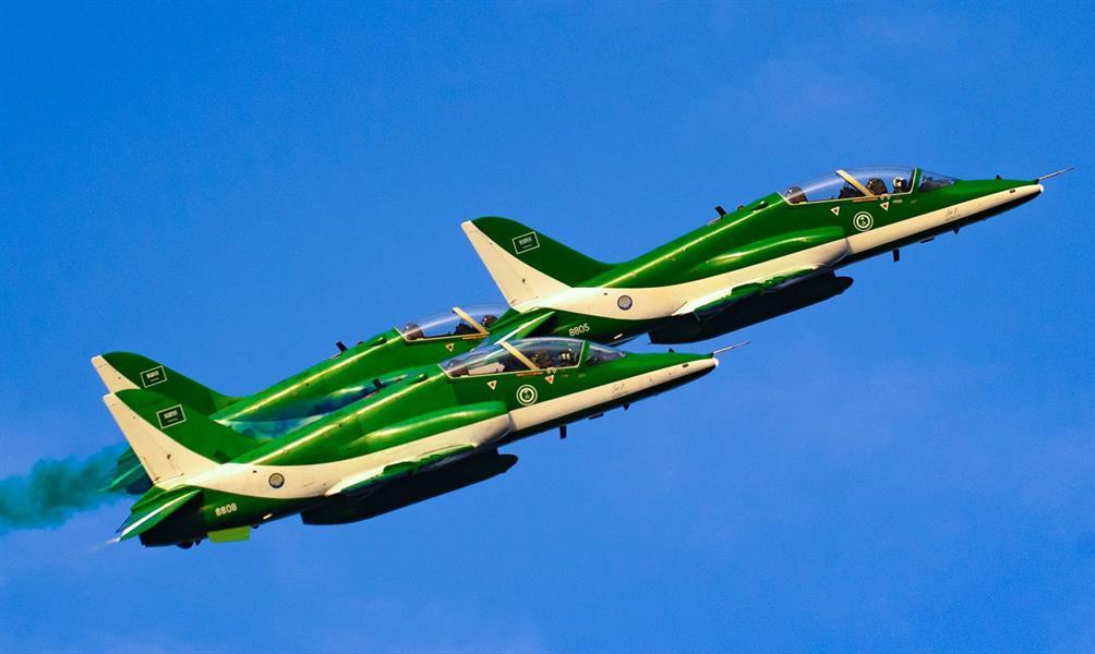 aac76d2a 623a 4f4d 81c0 09188f8afffd - انطلاق عروض صقور السعودية بمناسبة اليوم الوطني في جدة
